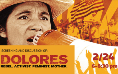 DOLORES – the movie screening ft. Juana Chavez hosted by UW Public Health