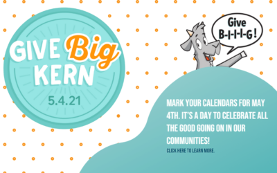 Give Big Kern: Support DHF on May 4th!