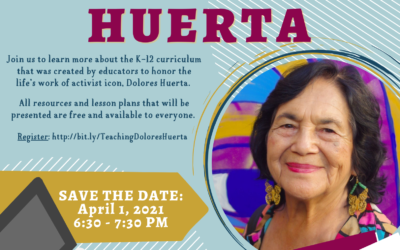 Teaching the Life of Activist Dolores Huerta