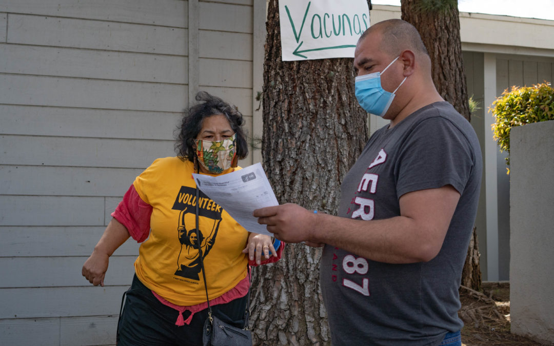 800 Agricultural Workers Vaccinated though United Against COVID Coalition Vaccine Clinic