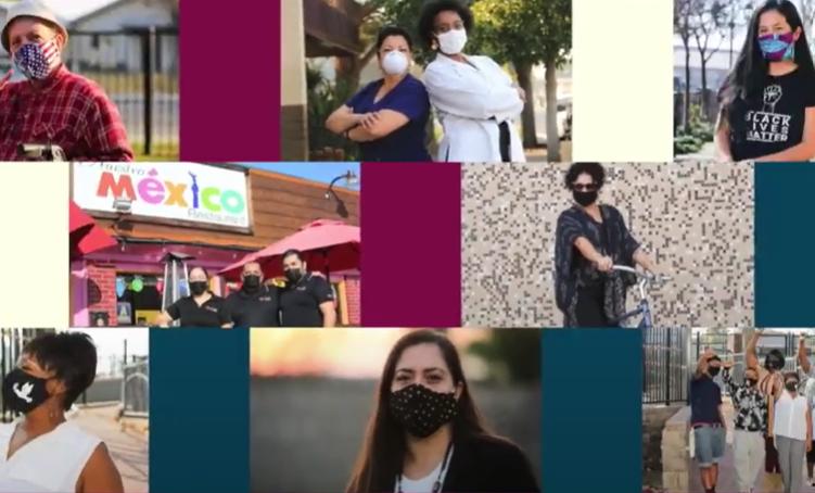 """""""Why I Mask"""" – Dolores Huerta Foundation PSA"""