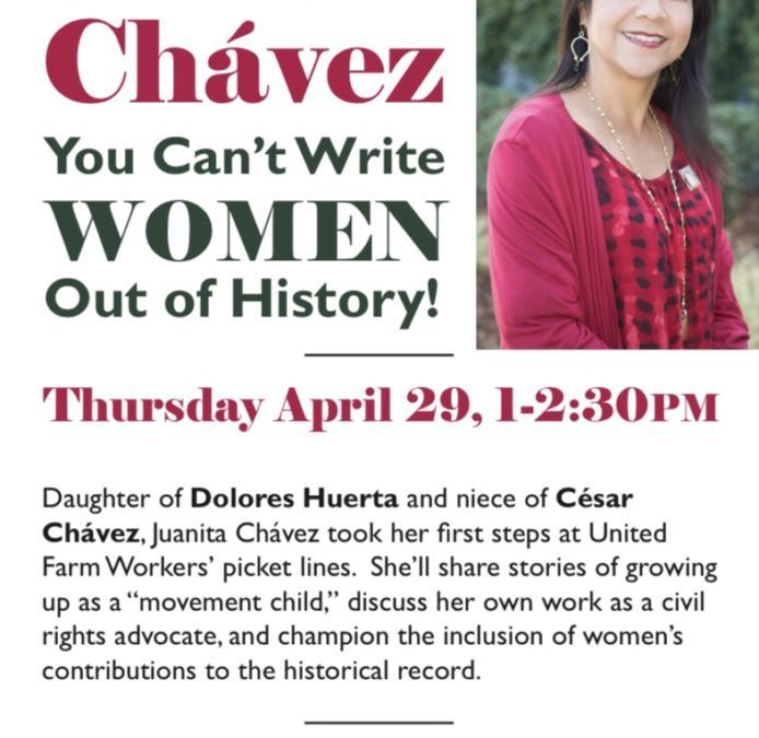 Juanita Chávez: The Daughter of an American Labor Icon Speaks Out on Social Justice and Women in History