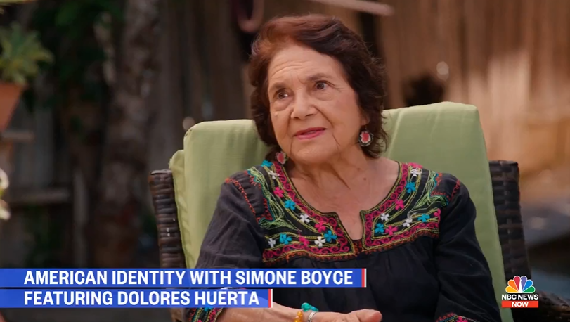 American Identity: Dolores Huerta traces her family history