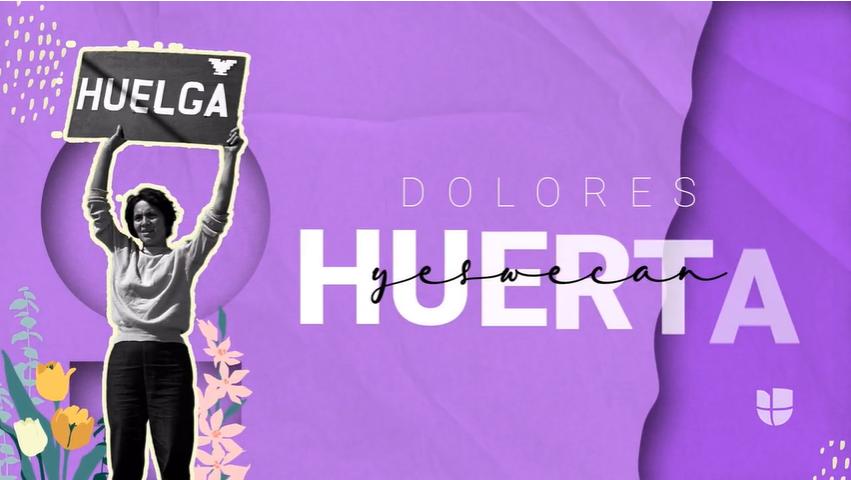 Nuestros Héroes: Dolores Huerta y su lucha por los derechos de los trabajadores agrícolas