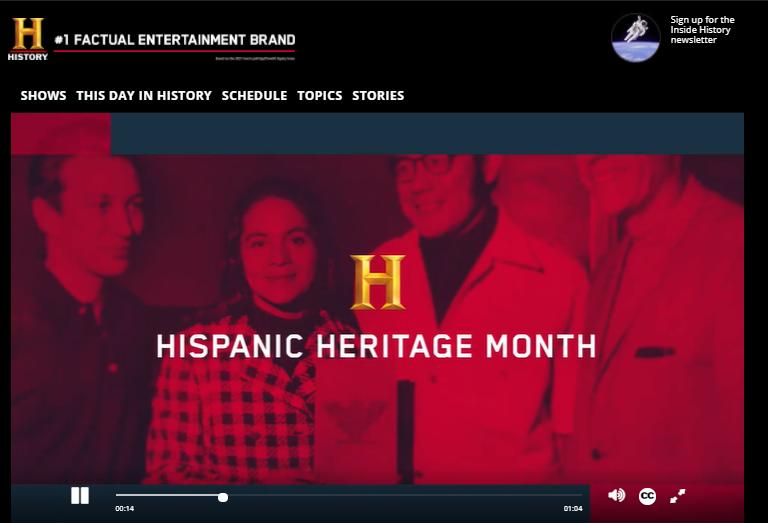 History Shorts: Dolores Huerta Organizes a Movement